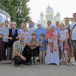 18-27 июля 2011 года. Паломничество в Россию