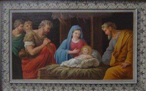 7 января 2020 г. Рождественское богослужение в г. Хемнице.
